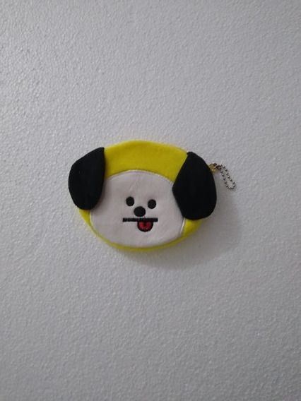Monedero Bts Bt21 Chimmy