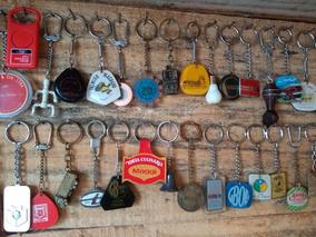Chaveiros Antigos Colecionaveis (unidade)