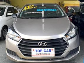 Hyundai Hb20 1.0 2018 - Sem Entrada 60x $999