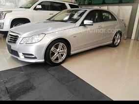 Blindado Mercedes-benz Clase E 500 5.5l Avantgarde Yasser