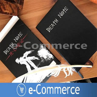 Death Note Anime Coleccion Manga Light Yagami Ryuk Cosplay L