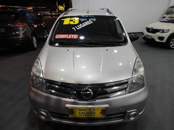 Nissan Grand Livina 2013 1.8 S Flex 5p