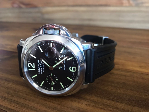 Relogio Panerai Luminor Power Reserve