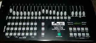 Gbr Src178 16ch Consola Dimmer Usado En Perfecto Estado