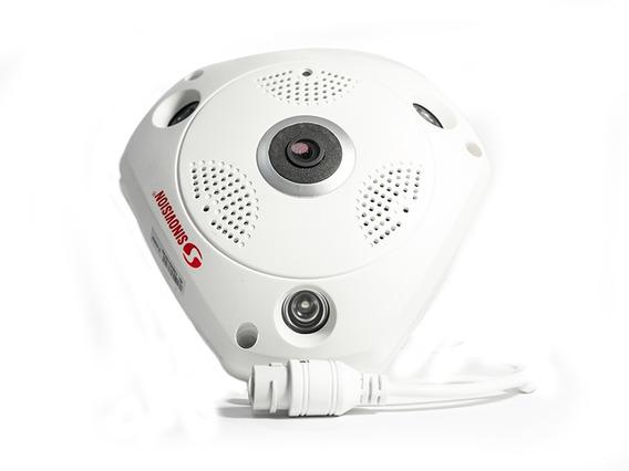 Camara Ip Wifi 360 3 Mpx Alta Definición Audio Bidireccional
