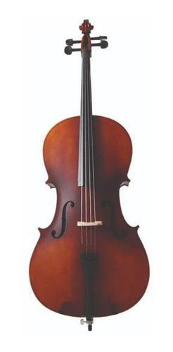 Cello Violonchelo Greko Mc6011a 1/2 Estuche Arco Colofonia