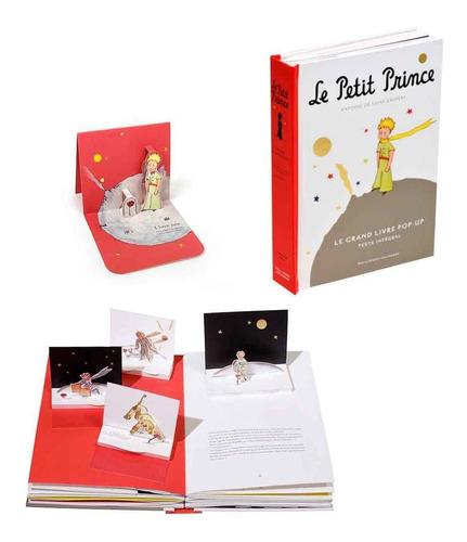 Libro El Principito Con Ilustraciones Pop-up By Antoine