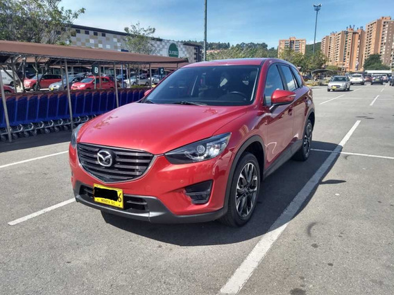 Mazda Cx-5 Grand Touring Lx 2500 Cc