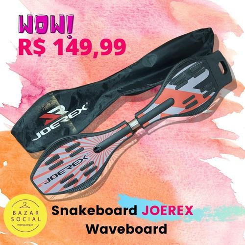 Skate Waveboard 2 Rodas