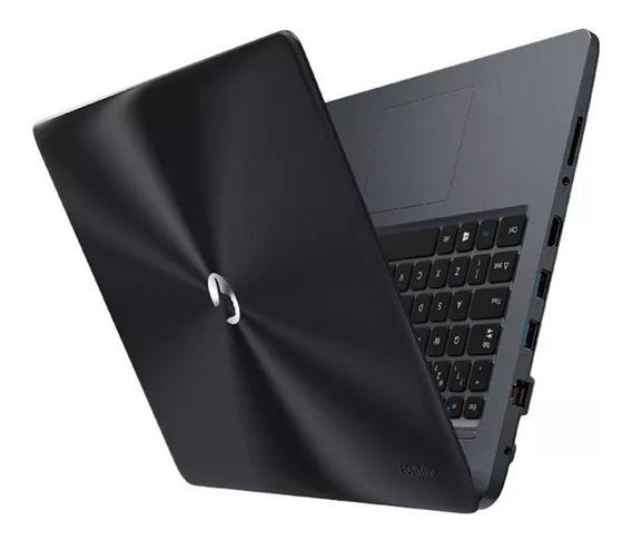 Notebook N40i Nova Versão Intel4gb 32gb Ssd Brinde Maleta 19