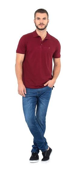 Camiseta Polo Wear Piquet Gola Pólo