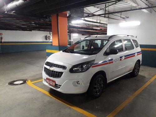 Chevrolet Spin 2018 1.8 Lt 5l 5p