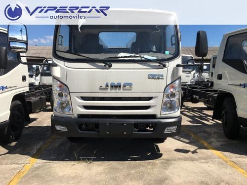 Jmc N720 Medium D/cab Y Toda La Linea Ent. Inmediata!! 2021