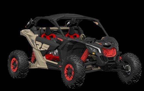 Maverick X3 Xrs Turbo 1000 Rr 2021 Can Am Utv