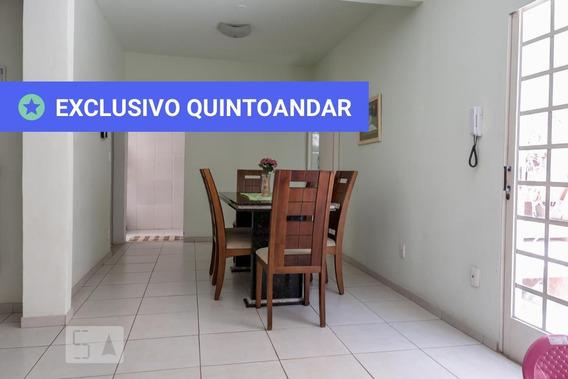 Casa Em Condomínio Com 3 Dormitórios E 1 Garagem - Id: 892957256 - 257256
