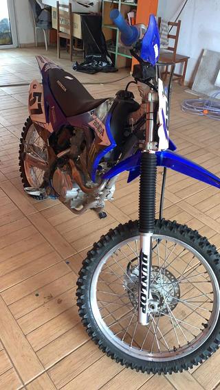 Honda Crf Toda Preparada