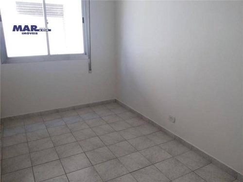 Imagem 1 de 6 de Apartamento Residencial À Venda, Barra Funda, Guarujá - . - Ap7430