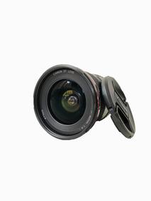 Lente Canon 17-40mm Usm Seminova Conservada