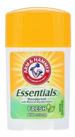 Desodorante Arm & Hammer Essentials Sem Aluminio 28g