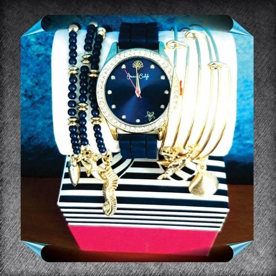 Relógio Feminino Jéssica Carlyle - Importado Eua