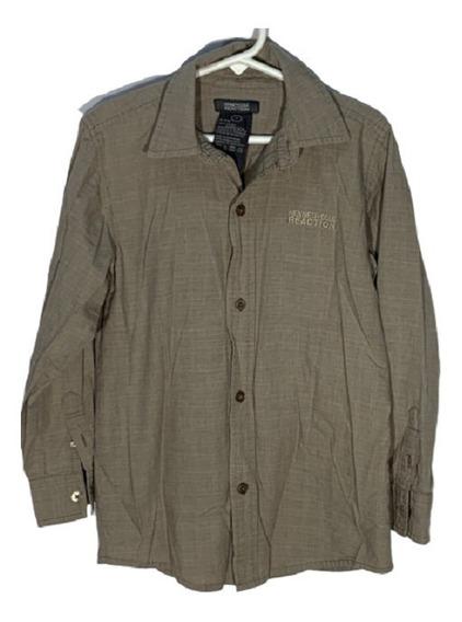 G Camisa 7 Kenneth Cole Id C630 U Detalle Niño Remate!