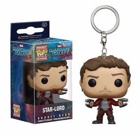 Chaveir Star-lord Funko Pocket Pop Guardians Of The Galaxy 2