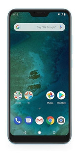 Xiaomi Mi A2 Lite Dual SIM 32 GB Azul 3 GB RAM