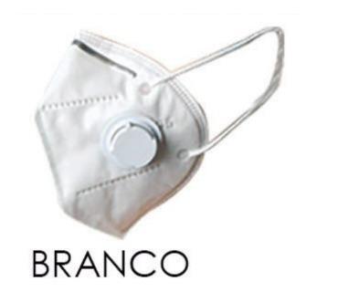 Imagem 1 de 1 de Kit Com 10 Máscaras N95 Com Respirador