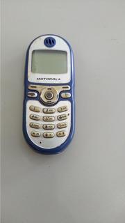 Celular Motorola C 200 Para Retirar Peças