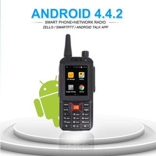 Radio Celular Uso Rudo + Android Zello / Dual Sim - 512mb+4gb / Comunicación Internacional - X2