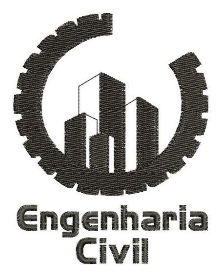Bordado Engenharia Civil (m-01)