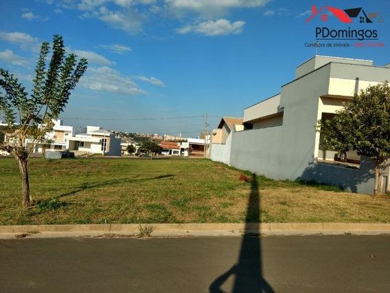 Terreno Á Venda Com Planta Aprovada No Residencial Real Park, Em Sumaré - Sp - Te00467 - 32642195