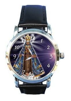 Relógio Nossa Senhora Aparecida Padroeira Maria Mãe Jesus