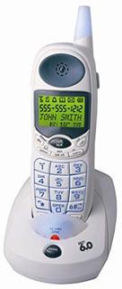 Northwestern Bell Dect 6.0 Teléfono Inalámbrico Botón Grande