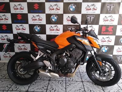 Honda Cb 650f Abs 2019 Moto Slink