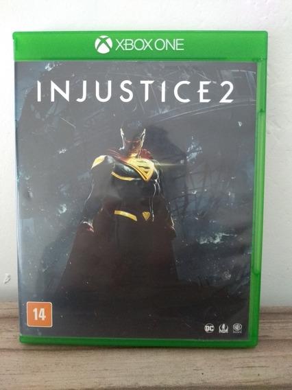 Injustice 2 Mídia Física Xbox One