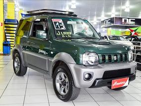 Suzuki Jimny 1.3 4all 3p 2013 Aceito Troca E Financio