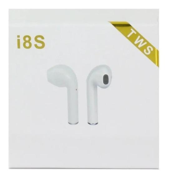 Fone De Ouvido I8s Tws Bluetooth Sem Fio Com Microfone
