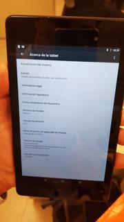 Tablet Nexus 7 2da (2013) 16 Gb