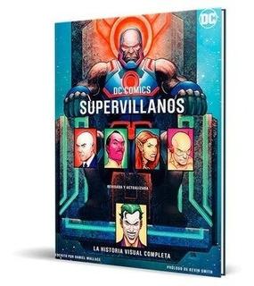 Dc Comics Supervillanos - Daniel Wallace