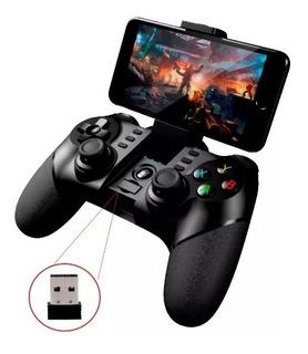 Controle Android Joystick Ipega Bluetooth Celular Pc Usb Ps3