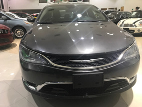 Chrysler 200 2.4 200c L4 At 2015