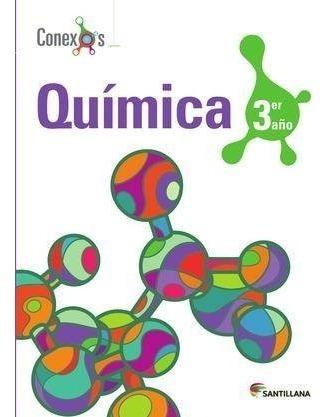 Química 3er Año Conexos Editorial Santillana