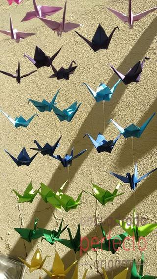 Grulla Origami Decoracion Arte Librería Y Mercería En