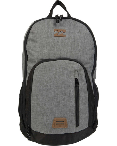 Mochila Billabong Command Pack Gris Mabkqbco