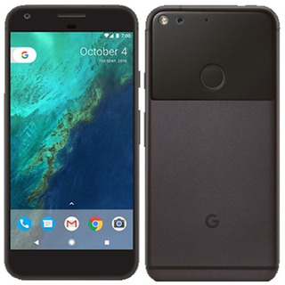 Google Pixel Xl Negro De 128gb Android 9.0 Pie Fotos Reales