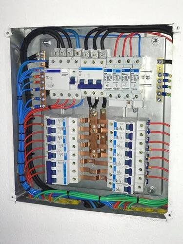 Imagem 1 de 4 de Serviços De Elétrica Em Geral, Eletricista