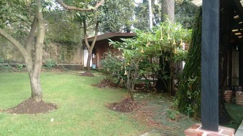 Casa Sola En Real Monte Casino / Huitzilac - Sor-20-cs