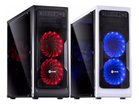 Cpu Pc Gamer Intel Core I3 Hd 1 Tb Placa De Vídeo Gforce