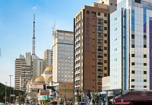 Mercure São Paulo Paraíso - Flat Investimento Próx A Av Paulista  - Sf24730